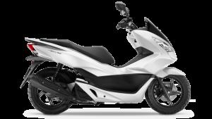 PCX 125 blanc