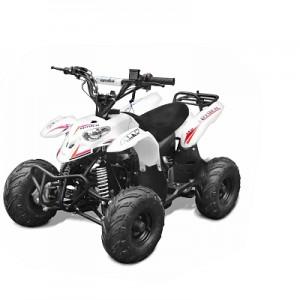 quad enfant spider 110 cc blanc